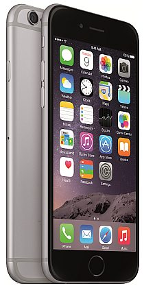 Apple iPhone 6 32 GB Space Gray CZ