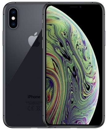 Apple iPhone XS 64 GB Space Grey CZ