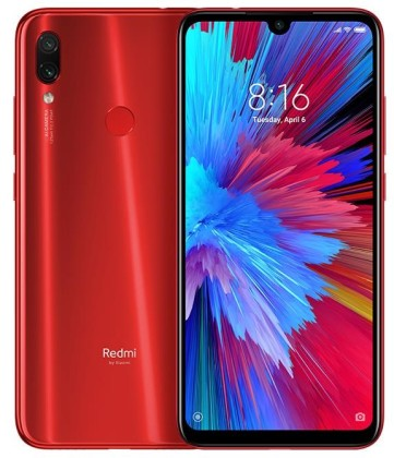 Xiaomi Redmi Note 7 32GB/3GB CZ LTE Red (DualSIM) Global