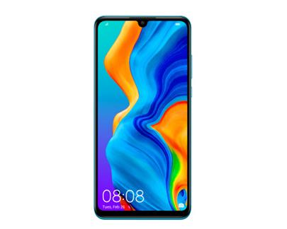 Huawei P30 lite DS Peacock Blue