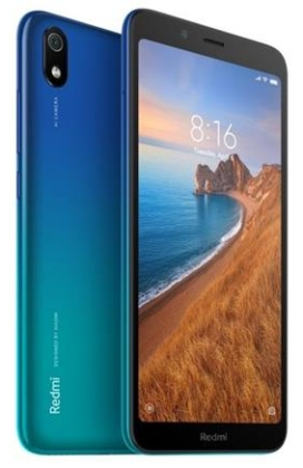 Xiaomi Redmi 7A 32GB/2GB CZ Blue LTE (DualSIM) Global