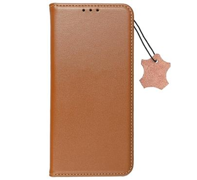 Leather Forcell case SMART PRO for IPHONE 13 MINI brown